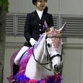 写真: 川崎競馬の誘導馬05月開催 藤Ver-120514-09-large