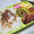 Photos: 2011/09/21今日のお弁当…