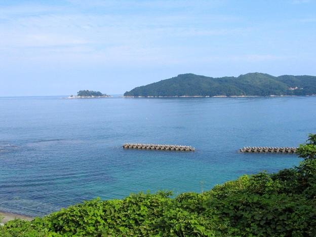 吉里吉里の夏の海