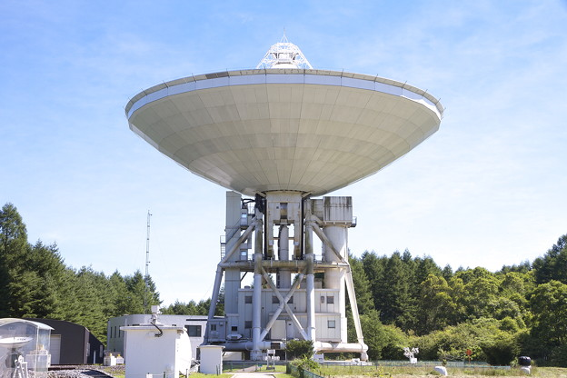 望遠鏡 野辺山 電波