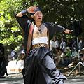 南中魂道極め組東京支部 - 第5回よさこい祭りin光が丘公園 2011