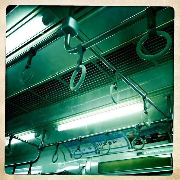 Photos: 吊革