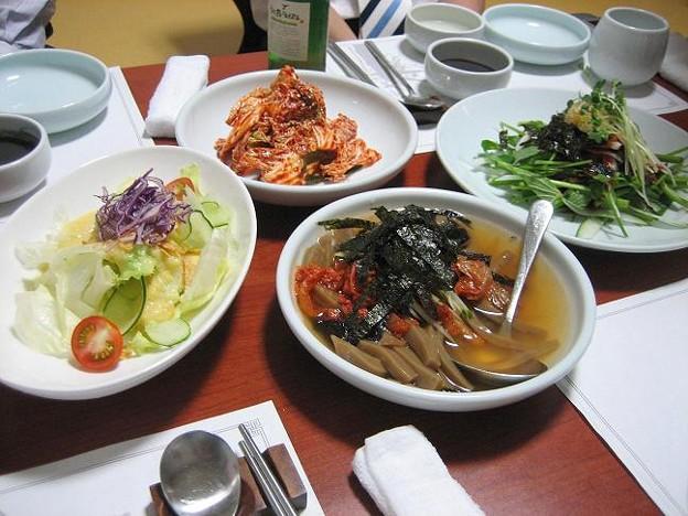 Photos: 韓国料理