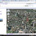 写真: Operaエクステンション:AntiBrowsniffer(Googleマップ)