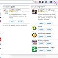 写真: Operaエクステンション:Extension Finder(Gyao、拡大)