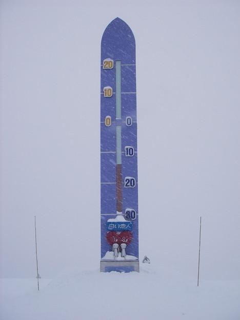 Photos: 温度計