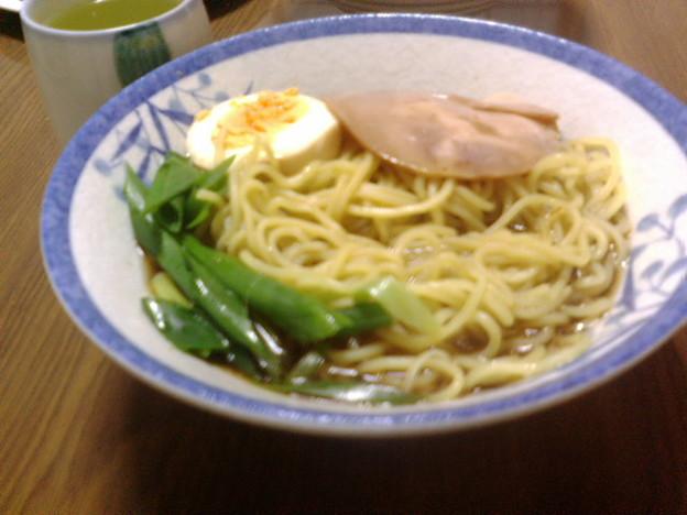 写真 和風に挑戦、しぇりたす麺!