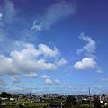 Photos: ちぎり雲。