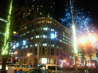 セントレジスホテル大阪(2)