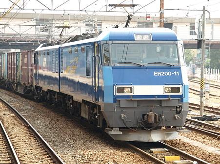 EH200(八王子駅)2
