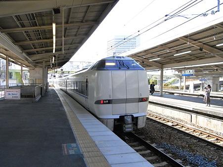 683系(新大阪駅)