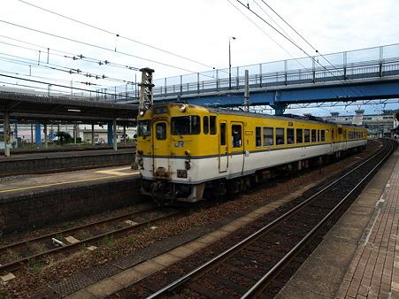 キハ40山口線(新山口駅)1