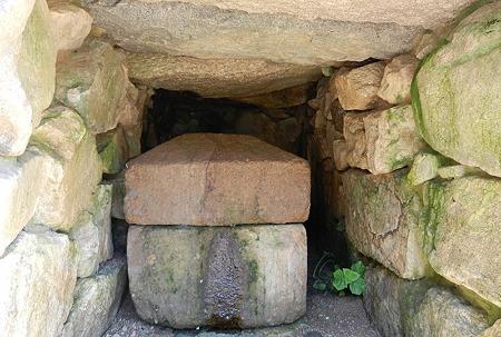 7号墳石棺