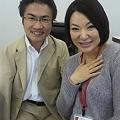 写真: 長岡市立劇場なう。『エンジン01オープンカレッジ in 長岡』の控え室...