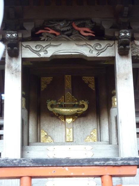 藤森稲荷神社(猿江神社 内) 11