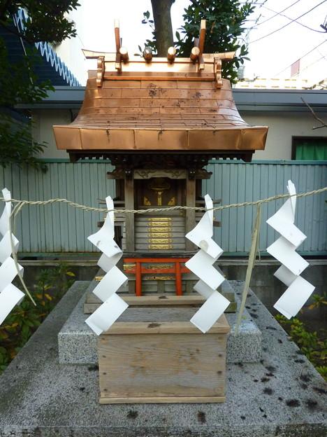 藤森稲荷神社(猿江神社 内) 10