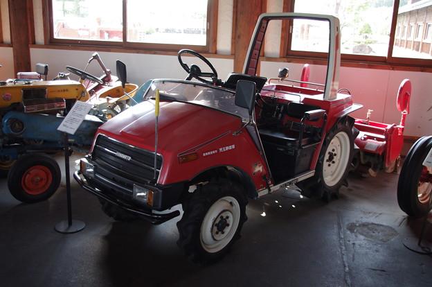 トラクター 東洋社日の本FJ1