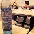 写真: 緑のワイン