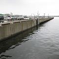 Photos: 大洗港中防波堤
