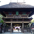 写真: 国宝 青井阿蘇神社 楼門