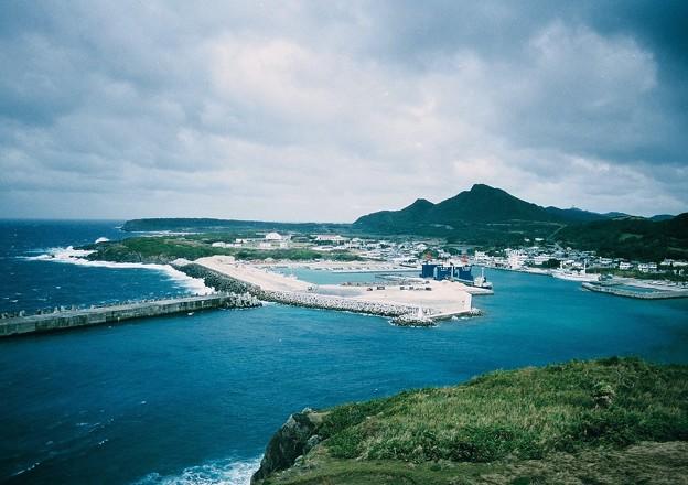 Photos: 与那国島 久部良港