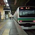 上野駅 高架ホーム