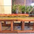 Photos: トロッコ列車の模型
