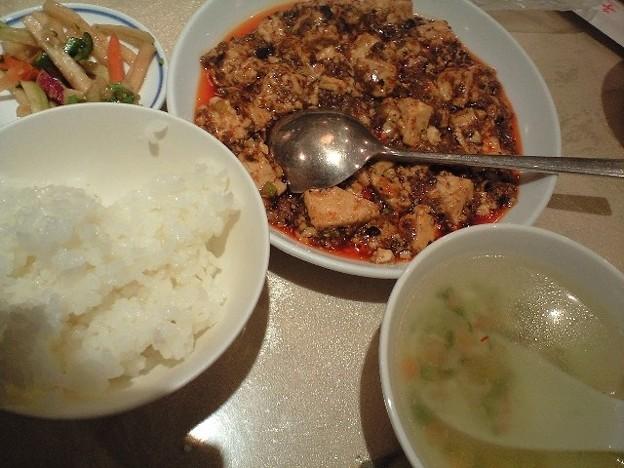 原宿の麻婆豆腐