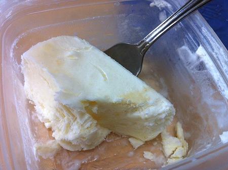 ヨーグルトアイスクリーム(オリゴ糖使用)