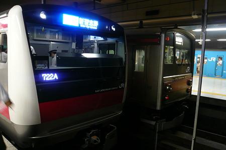 2010/07/02(金) 京葉線E233系5000番台[東京駅にて]