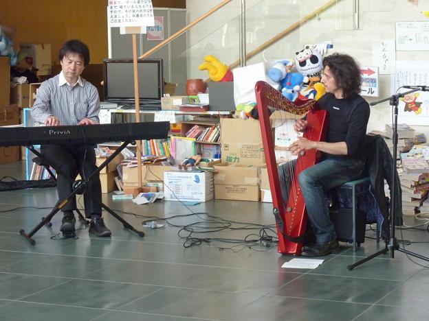 名取文化会館 - Fabius Japan Aid 2011