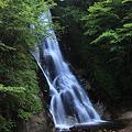 写真: 幽玄の行司ヶ滝