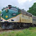 Maine Eastern Train