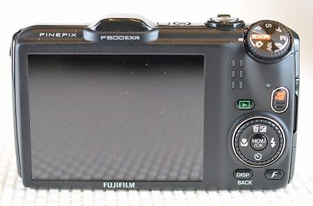 FinePix F600EXR