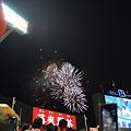神宮球場の花火2010年夏_DSC_1271