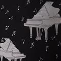 Photos: グランドピアノ