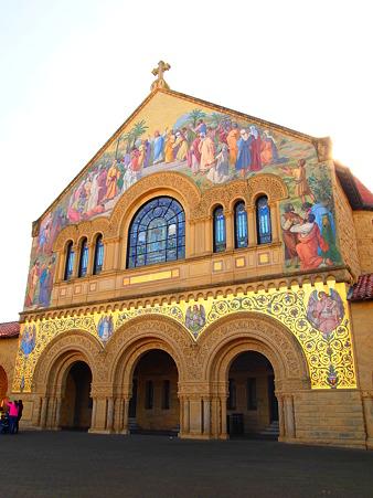 きらびやかな教会