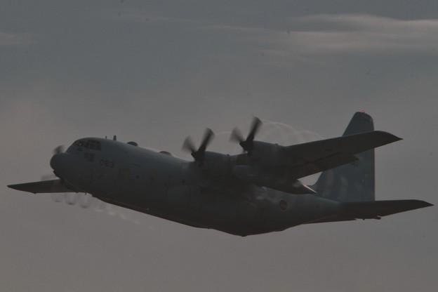 空自C-130 2