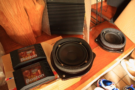 Boston Acoustics Pro5.5