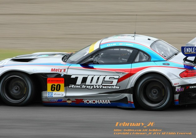 TWS LM corsa BMW Z4