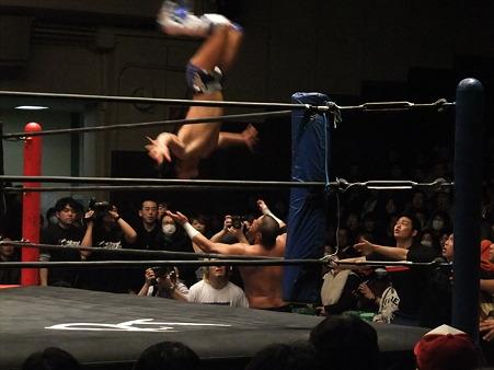 DDTプロレス 後楽園ホール 20110327 (43)