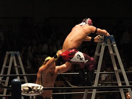 全日本プロレス 後楽園ホール 20110712 (6)