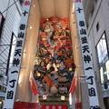 Photos: 27 博多祇園山笠 飾り山 天神の大丸 建速須佐之男命(たけはやすさのおのみこと)2012年 写真画像