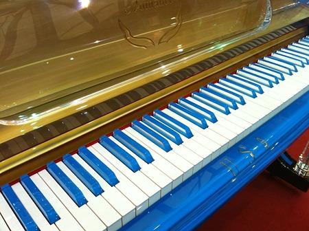 変わり種ピアノ