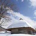 田舎雪景色2