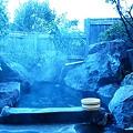 写真: 由布岳見の湯