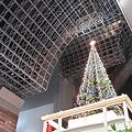 京都駅のクリスマス2