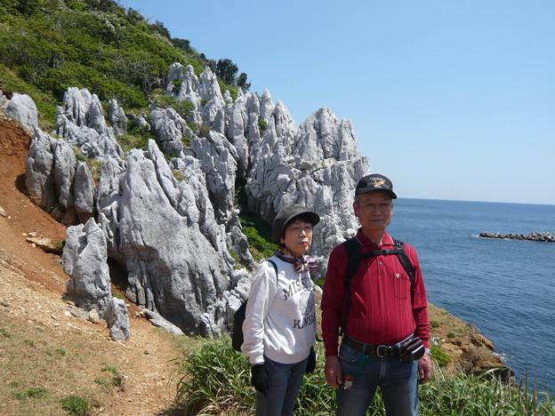 P1210217不動岩(カルスト地形)