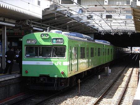 天王寺駅1