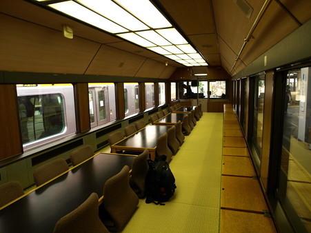 485系「宴」(新宿駅)8